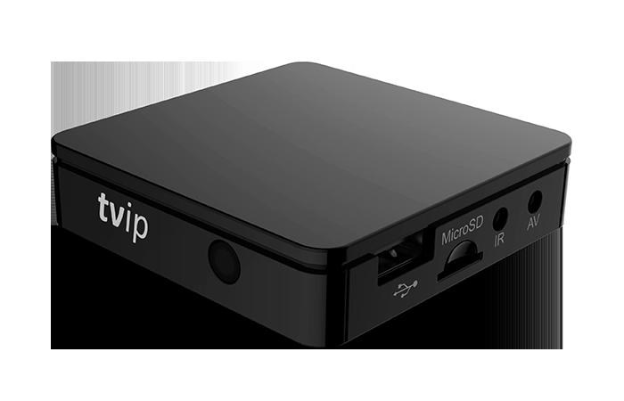 IPTV HD Set-top-box TVIP S-410